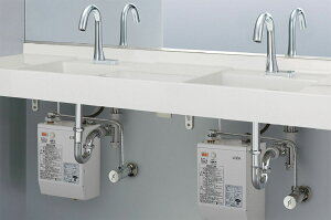 INAXゆプラス自動水栓セット壁掛適温出湯3LタイプEHMN-CA3S7-AM203V1