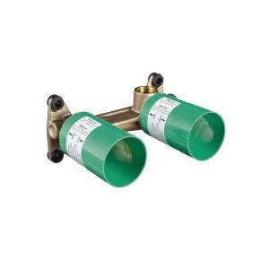 ハンスグローエHansgroheプラビダシングルレバー壁付式洗面混合水栓16515084000+13622180