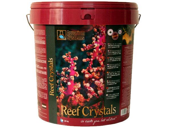 ナプコリミテッド リーフクリスタル750L(バケツ) 熱帯魚・アクアリウム 海水用品 人工海水