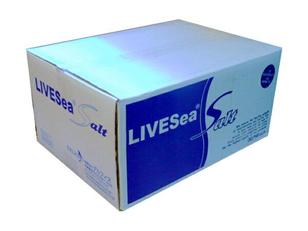デルフィス ライブシーソルト 600L用(200L×3袋) 海水用品 人工海水