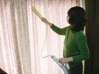 花粉症対策の決め手花粉クリーナー花粉棒・部屋に花粉を入れない工夫。使い方簡単!布地を吸付けず花粉やほこりだけを吸いとります