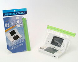"""★ portable game machines for waterproof softcase """"アクアトーク Gemplus' Nintendo DS i for"""" """""""