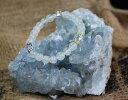 天国のクリスタルと呼ばれ愛されるセレスタイト魂の浄化天然石、原石、鉱物【送料無料】セレス...