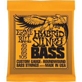 ERNIE BALL #2833 HYBRID SLINKY エレキベース弦ハイブリッドスリンキー 1セット