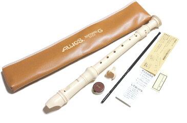 AULOS 302A (G)  アウロス ソプラノリコーダー ジャーマン式(ドイツ式)小学校の定番モデル