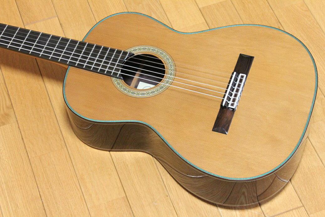 【シダー単板 弦長630ミリ】 クラシックギター アコースティック MC-70C 630 RYOJI MATSUOKA Solid Cedar 松岡良治
