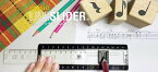 momiji music music LINE SLIDER ミュージックラインスライダー 五線が引ける定規