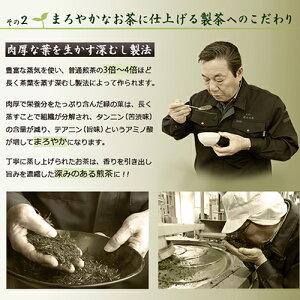 お茶緑茶深蒸し茶静岡茶送料無料牧之原!特選荒茶・旬≪3袋+1袋おまけ≫