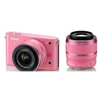 特別セールにつきお支払いは振込のみとなります【送料無料】【即納】Nikon 1 J1 ダブルズームキ...