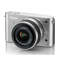 特別セールにつきお支払いは振込のみとなります【送料無料】【即納】Nikon 1 J1 標準ズームレン...