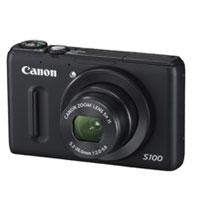 特別セールにつきお支払いは振込のみとなります【送料無料】【即納】Canon PowerShot S100 [ブ...