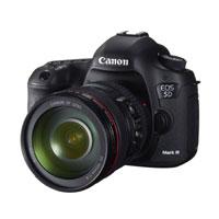 【送料無料】【即納】Canon EOS 5D Mark III EF24-105L IS U レンズキットJAN末番0133 【RCP】