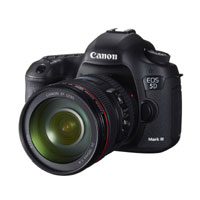【送料無料】【即納】Canon EOS 5D Mark III EF24-105L IS U …