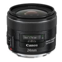 特別セールにつきお支払いは振込のみとなります【送料無料】【即納】Canon EF24mm F2.8 IS USMJ...