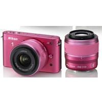 特別セールにつきお支払いは振込のみとなります【送料無料】【即納】Nikon 1 J2 ダブルズームキ...
