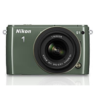 特別セールにつきお支払いは振込のみとなります【送料無料】Nikon 1 S1 標準ズームレンズキット...