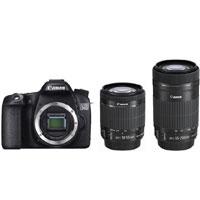 【送料無料】【即納】Canon EOS 70D ダブルズームキット デジタル一眼レフカメラ J…