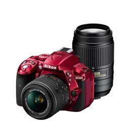 特別セールにつきお支払いは振込のみとなります【送料無料】【即納】Nikon D5300 ダブルズーム...