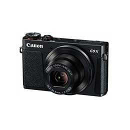 CanonPowerShotG9X[ブラック]