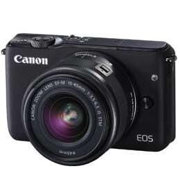 CanonEOSM10EF-M15-45ISSTMレンズキット[ブラック]