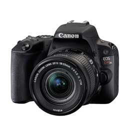 CanonEOSKissX9EF-S18-55ISSTMレンズキット[ブラック]