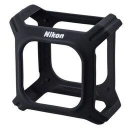 ニコン シリコンジャケット CF-AA1 ブラック /Nikon CF-AA1BK