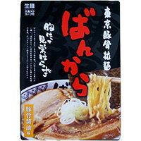 東京豚骨拉麺 ばんから 3食入り 10P30Nov14