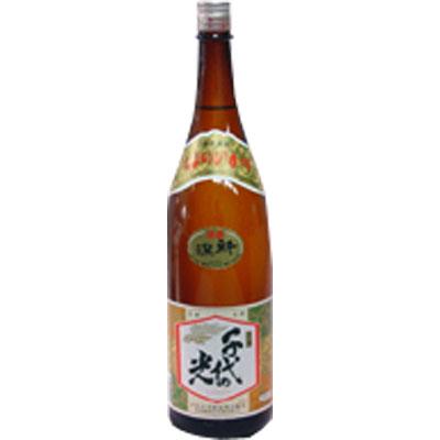 千代の光 ちよのひかり (普通酒1800ml)の商品画像
