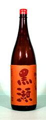 鹿児島酒造 黒瀬 芋 (やき芋焼酎)1.8L 【楽ギフ_のし】