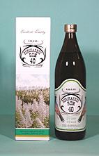 ルリカケス 国産ラム酒 900ml