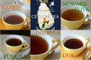 【送料無料:メール便】セイロン紅茶 『5大銘茶飲みくらべ』 お試しセット(ウバ・ディンブラ・ヌワラエリヤ・キャンディ・ルフナ)スリランカ直輸入新鮮茶葉 2