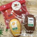マドレーヌプチギフト〜クリスマスバージョン〜チョコレート米粉...