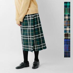 オニールオブダブリン チェック スカート