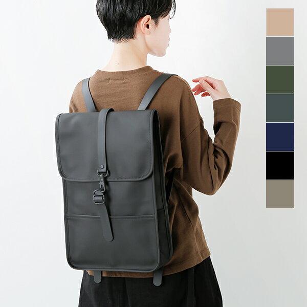 【楽天市場】rains レインズ バッパック ミニ Backpack Mini Tr:aranciato(アランチェート)