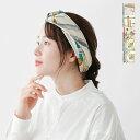 【☆】【2021ss新作】manipuri(マニプリ)シルクプリントスカーフ silkscarf-12000-ms