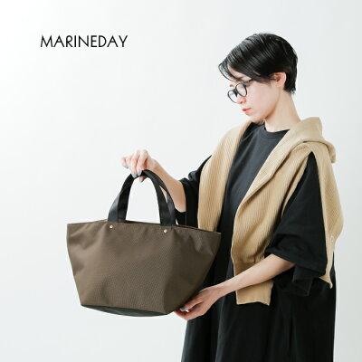 おしゃれなのにコスパも◎人気急上昇トレンドのブランド10選は【MARINE DAY】マリンデイ aranciato別注 66ナイロントートバッグです