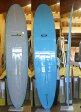 """9'8"""" 【極上中古】 HawaiianProDesigns(ハワイアンプロデザイン) Noah Ka oi [Lt blue/gray] HPD ドナルドタカヤマ ハイパフォーマンス ロングボード"""