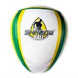 (予約販売:7月末〜入荷予定)シャドーボール 5号球 SHADOWBALL パス練習球 ラグビー シャドウボール
