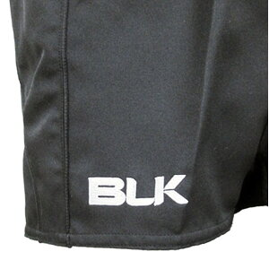 BLKマッチディショーツブラックAR008-044ラグビーブラック
