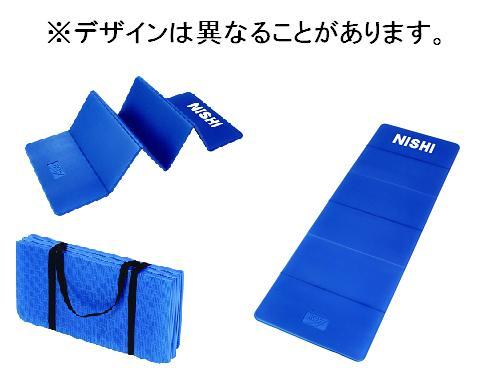 NISHI ニシスポーツ エクサマット ヨガマット MAT-6 T7821A ストレッチ