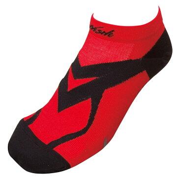 NISHI ニシスポーツ N22-001 VVホールドレーシングソックス 10%OFF!! 陸上 靴下