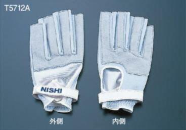 ■NISHI(ニシ・スポーツ)ハンマー投げ■ハンマー手袋ハードタイプ(左手用)■T5712A■