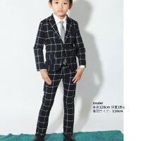 ジェネレーター/チェック柄スーツ