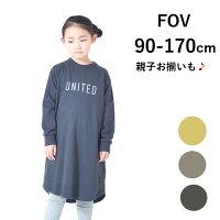 FOV(フォブ)UNITEDtシャツワンピース
