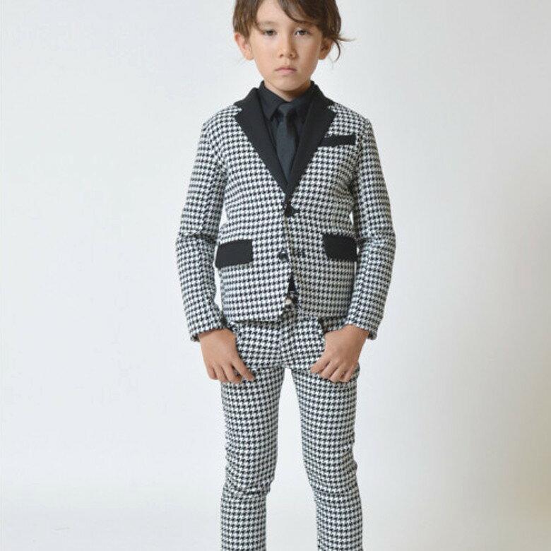 0de5fa9f7c310 送料無料 スーツ 男の子 入学式 ジェネレーター フォーマル ジャケット ...