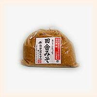 根田醤油田舎みそ(十合こめ糀)1kg袋詰