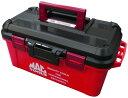 MAC-TOOLS(マックツールズ)中皿付・ハード樹脂採用ツールボックスW:500 D:427 H:224 mm