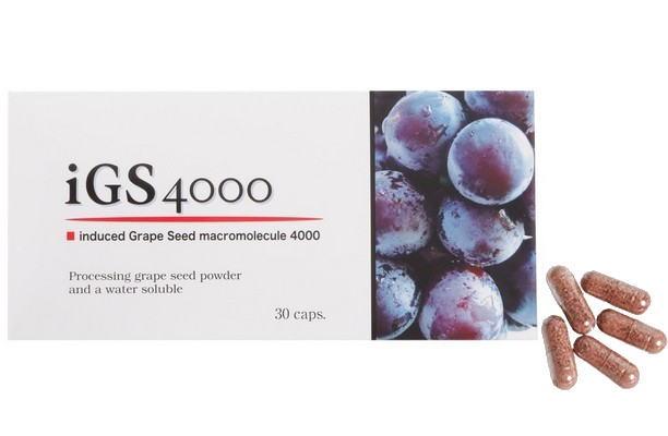 サプリメント, その他 iGS4000 260mg(214mg)30 B1