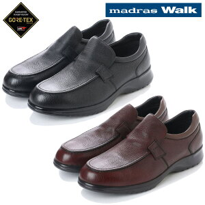 madras Walk マドラス スリッポン ウォーキング カジュアル シューズ ゴアテックス MW8009 防水 【nesh】 【新品】