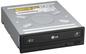 [LG電子] ソフト付!IDE接続 書込22倍速 DVDスーパーマルチドライブ GH22NP21BK